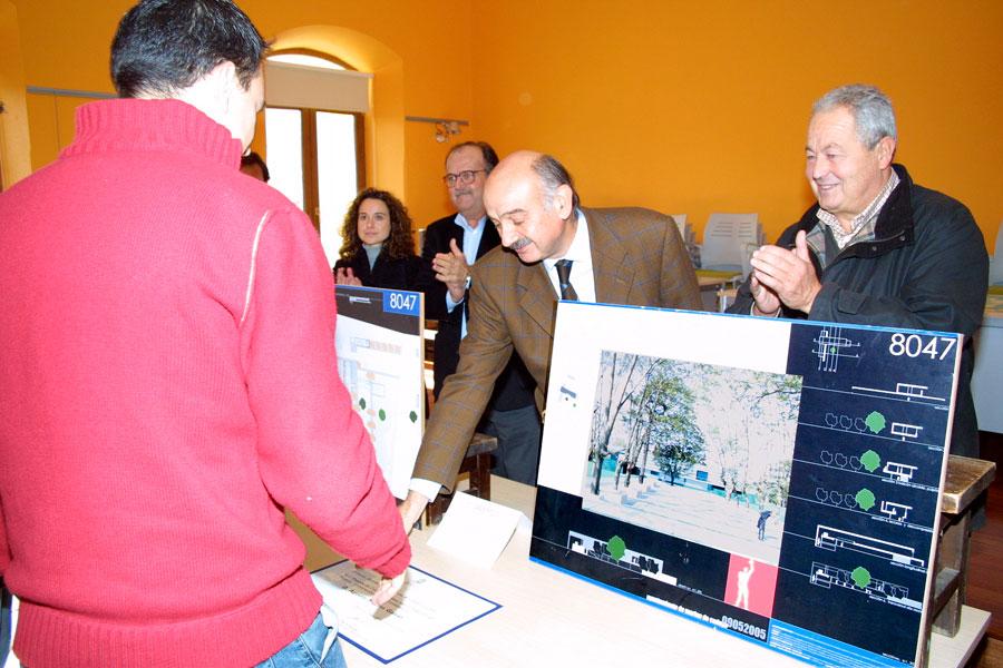 Montes Gaisán, ganador del concurso de ideas del nuevo Ayuntamiento Marina de Cudeyo