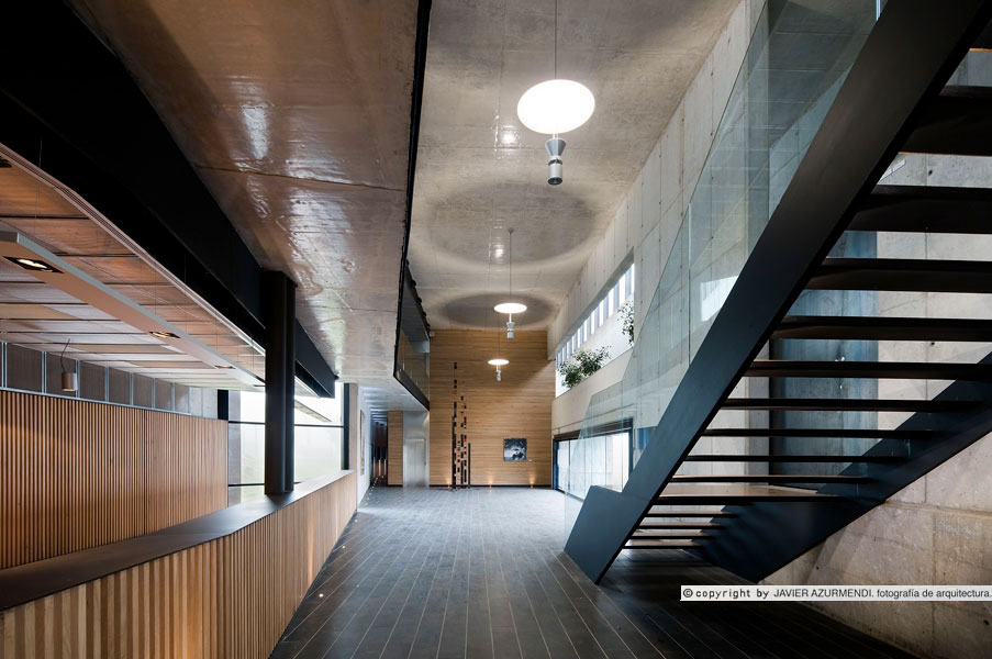 La nueva Casa Consistorial de Meruelo en Cantabria