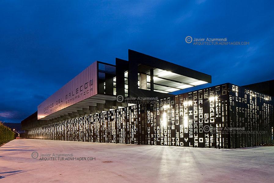Premio de arquitectura COACAN 2012