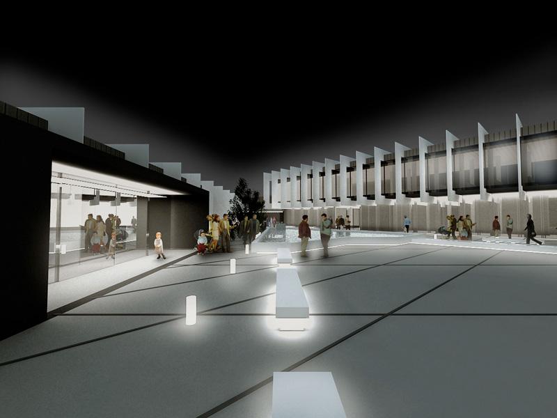 Ronda aprueba en pleno el nuevo proyecto de estación de autobuses