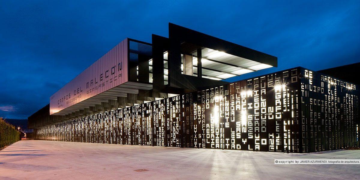 Finalistas Premio Nacional de Arquitectura 2013 - Campos de fútbol del Malecón