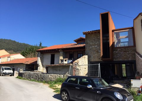 Detached house CN14 _ Pesués