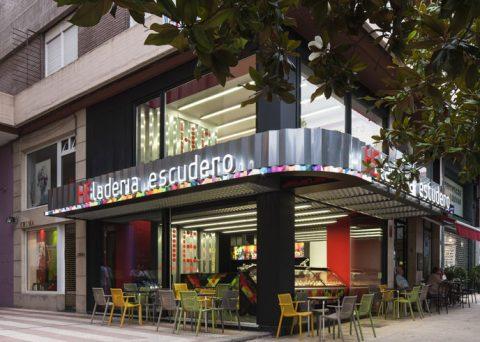 Ice cream shop Escudero _ Torrelavega