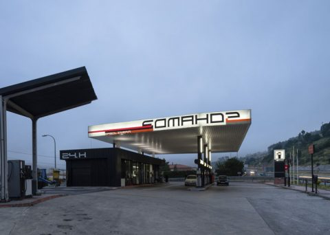 Gas station _ Somahoz