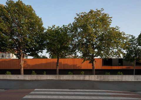 Centro cívico _ Meruelo