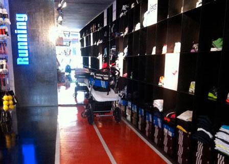 Sports shop _ Calvia _ Mallorca