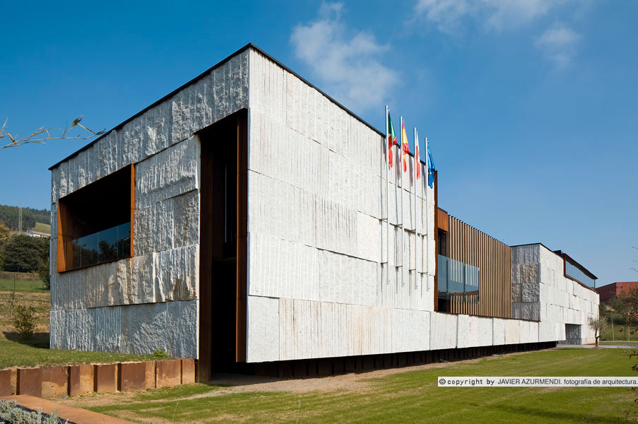 The new Town Hall of Meruelo in Cantabria