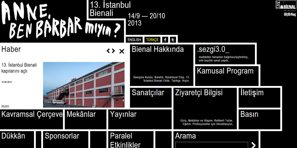 Architects MMIT's work will be exhibited at the International Biennial of Architecture of Istanbul