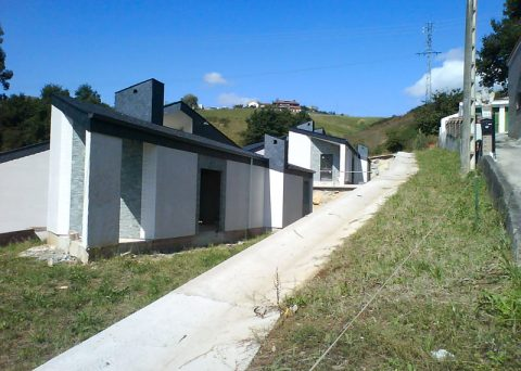2 detached houses _ Cianca