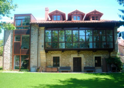 House _ Valle de Cabuérniga