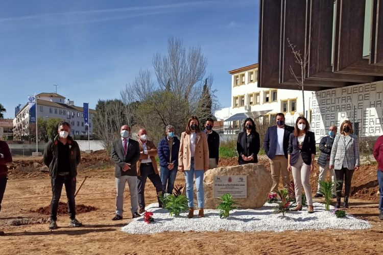 Ronda City Council lays the first stone for the new municipal bus station